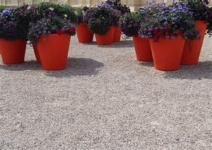 Terrasse Mit Kies : terrassenbelag kies kiesbelag auf der terrasse kiesterrasse ~ Markanthonyermac.com Haus und Dekorationen