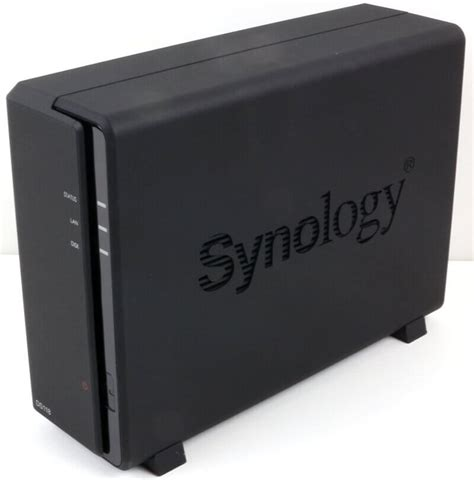 synology ds118 1 bay multimedia nas review eteknix