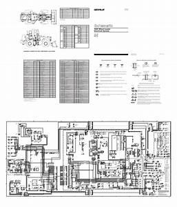 966f Wheel Loader Electrical System