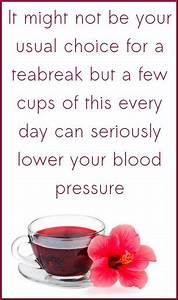 Can Hisbiscus Tea Help Lower Blood Pressure