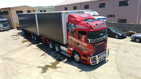 Power Transporter by Total Power Carriers Posts