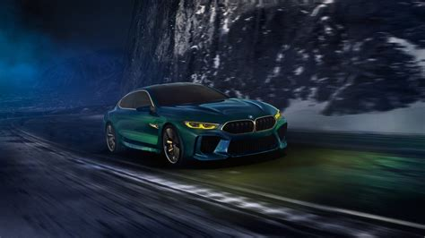 Bmw 8 Series Coupe 4k Wallpapers by 2018 Bmw Concept M8 Gran Coupe 4k 9 Wallpaper Hd Car