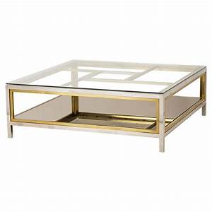 phila regency glass silver gold coffee table kathy kuo home With gold and silver coffee table