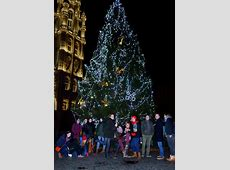 Kerstmarkt Brussel 11 december 2014 – Hesbania VUB
