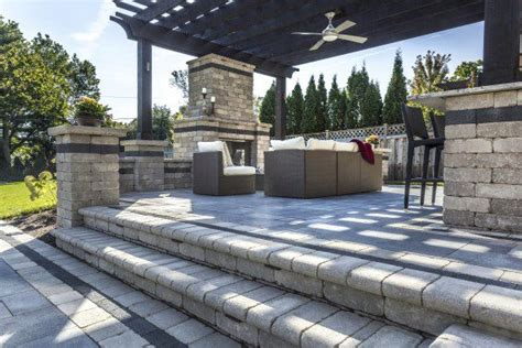 unilock outdoor kitchens essentials for stylish outdoor kitchens in ottawa unilock