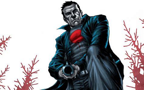 bloodshot superhero hd  wallpaper