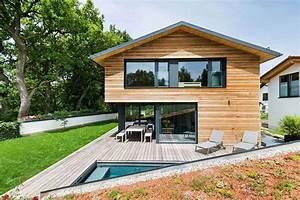 Home in Oberhaching: Modern Minimalism Encased in Warmth