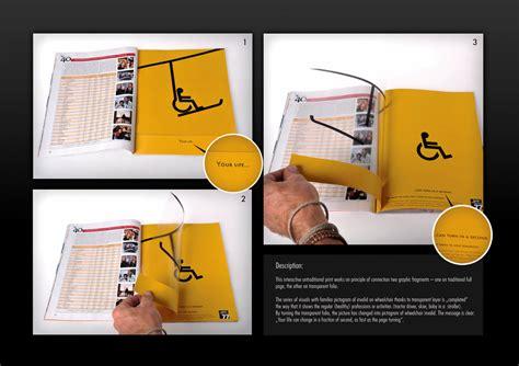Existing Interactive Magazine Ads