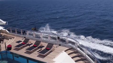 Yacht Videos by Alfa Nero Yacht Video 269ft Motor Yacht Youtube