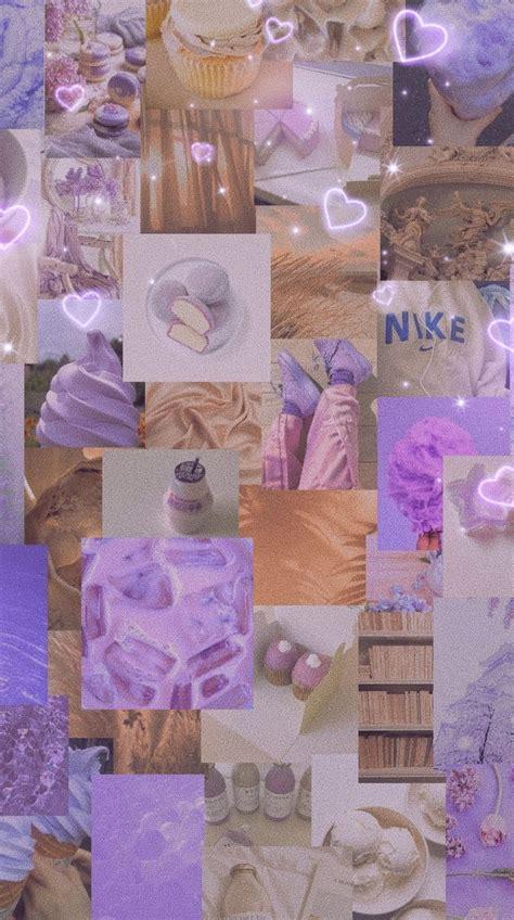 lavender  cream aesthetic wallpaper   cream