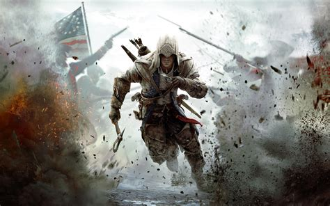 Assassins Creed Iii Wallpaper Game Wallpapers 15605