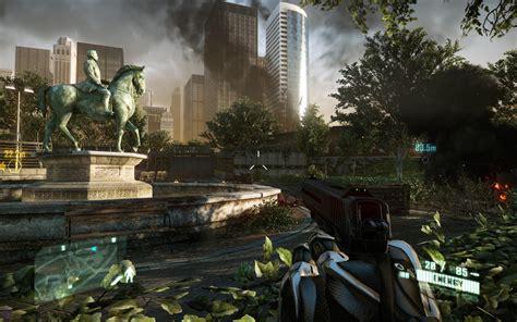 Crysis 2 Xbox 360 Vs Pc Comparison Bit Technet