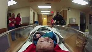 Watch baby John move into new NICU at Children's Hospital ...