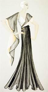 17 best images about jeanne lanvin couture on pinterest With croquis robe