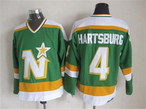 2020 Vintage Minnesota North Stars Hockey Jerseys 1 Gump ...