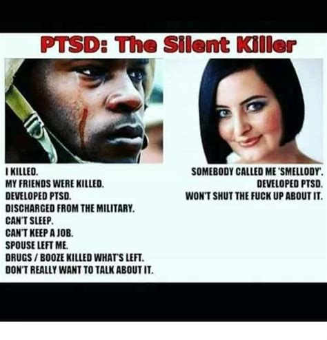 Ptsd Memes - ptsd feminism know your meme