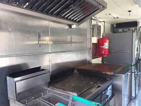 1997 Grumman Olson Food Truck For Sale   Tampa Bay Food Trucks