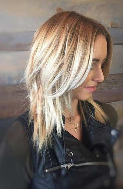 cool  trendy medium length hairstyles page