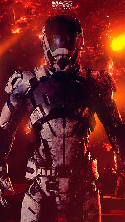 foto de Mass Effect Andromeda Soldier 4K Wallpapers HD