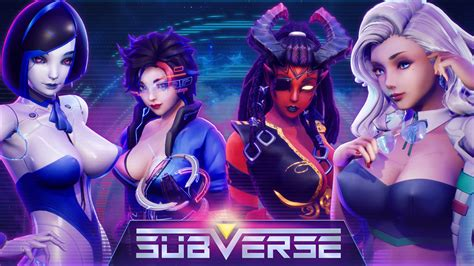 subverse by fow interactive — kickstarter