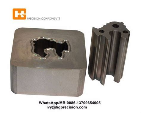 edm wire cutting high precision mold parts high