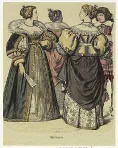 northern renaissance clothing ancient  woman  men