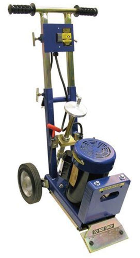 national 550 panther 115 volt walk concrete floor scraper runyon surface prep supply
