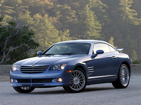 Chrysler Crossfire 2005 by 2005 Chrysler Crossfire Srt6 Pictures Specifications And