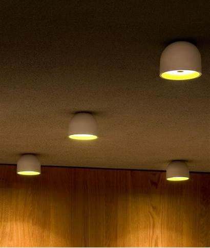 Ceiling Flos Wan Wall Lights
