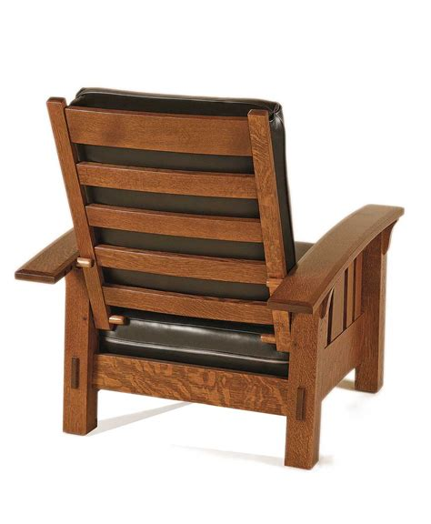 Amish Morris Chair Recliner by Mccoy Morris Chair Amish Direct Furniture