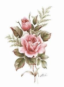 Sandra fazendo arte: Flores - decoupage - figuras lindas!