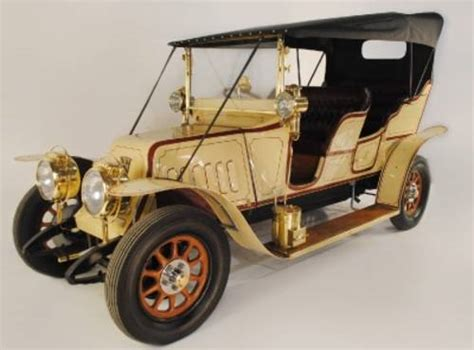 1909 Renault Type Bh Shanghai Knights Movie Car For Sale