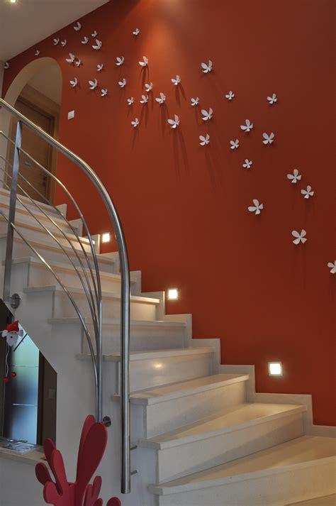 Chambre Blanche - escalier moderne en bois photo 4 19 3512504