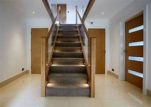 good contemporary staircase new decoration With best brand of paint for kitchen cabinets with wall art for staircase wall