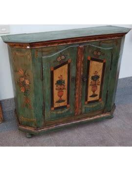credenze tirolesi credenze mobili antichi tirolesi mobili dipinti
