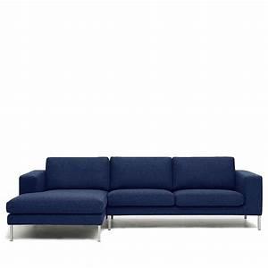 canape d39angle gauche tissu et pieds metal biki by modalto With tapis kilim avec canapé d angle compact