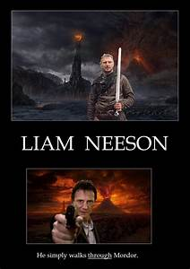 The Ultimate Tribute to Liam Neeson - Off-Topic - Comic Vine