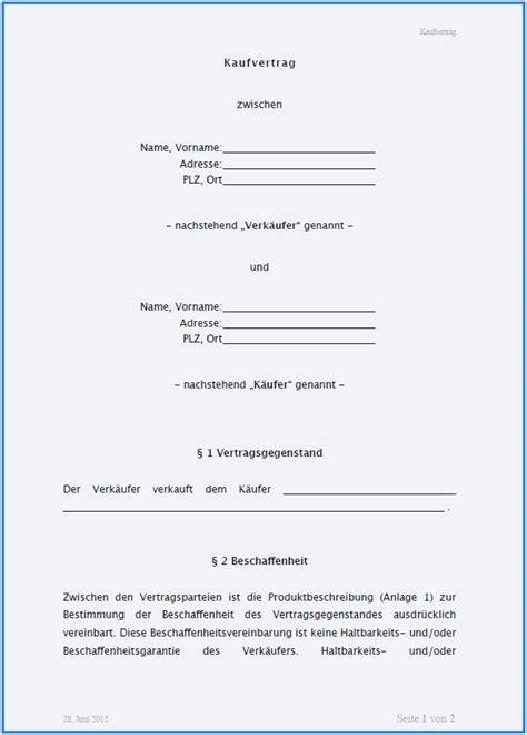 Kaufvertrag Haus Privat by 14 Allgemeiner Kaufvertrag Privat Zamzambar