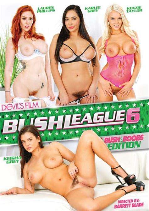 Bush League 6 2016 Adult Dvd Empire