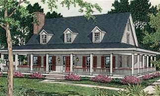 farmhouse plans with porch one story country house plans with porches ideas house plans 40277