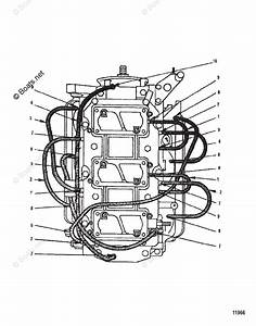 Mercury Mercury  U0026 Mariner Outboard Parts By Hp  U0026 Liter 150hp Oem Parts Diagram For Bleed System