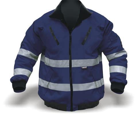 watt bunny jacket blue graylor workwear provider