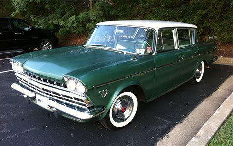 green rambler car file 1960 rambler rebel v8 green ann fl jpg wikimedia