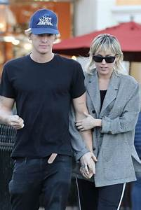 MILEY CYRUS and Cody Simpson Out in Calabasas 01/23/2020 ...