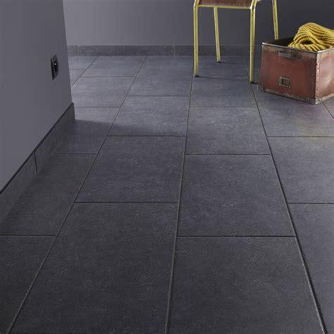 carrelage sol cuisine leroy merlin carrelage sol et mur noir effet bruges l 30 x l 60