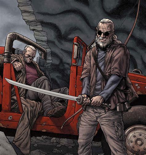 Le Journal De Feanor Wolverine  Old Man Logan