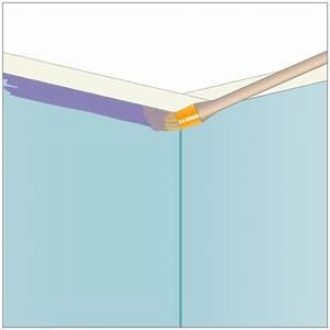 Peindre Un Mur Deja Peint Sans Poncer : peindre un mur en blanc au rouleau ~ Dailycaller-alerts.com Idées de Décoration