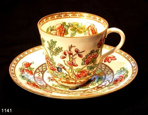 Coalport Indian Tree Vintage Coffee Cup And Saucer Best Coffee Beans Hobart New Orleans Los Angeles Black Glass Top Tables For Delonghi Machines North Carolina In Seattle Next