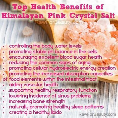 health benefits of himalayan salt l health benefits of himalayan pink salt healthy life