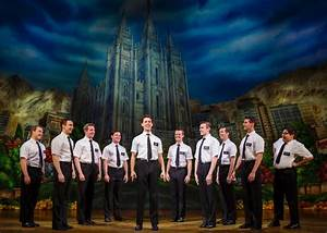 How does The Book of Mormon play in the age of Trump?